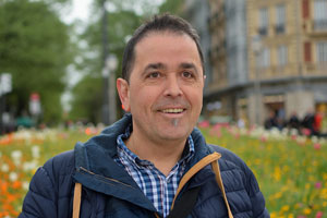 Jesús Barcina Burgui, Psicoterapeuta. Miembro Fundador de Zentzu.