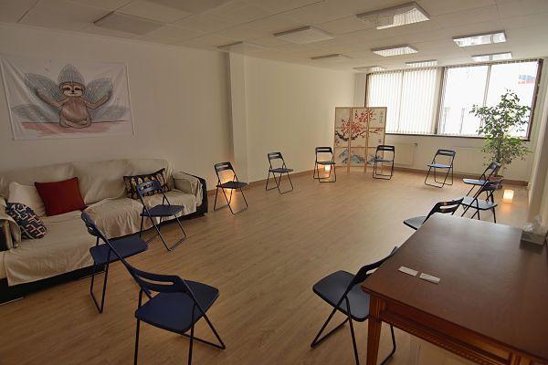 Sala de Grupos de Zentzu Psikologia